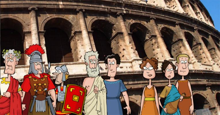 Duh! Romeinen Binnen