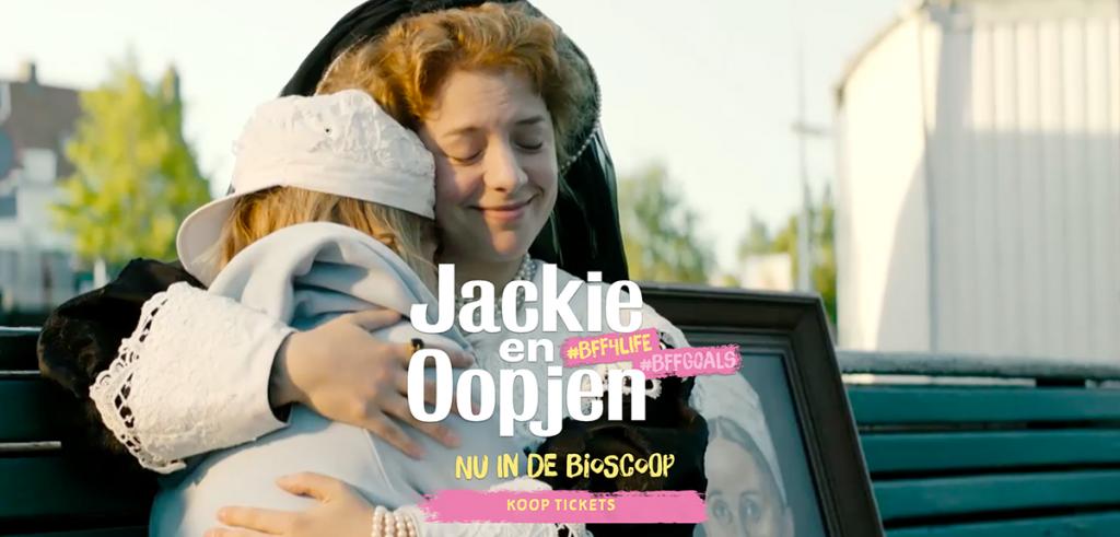 Jackie & Oopjen